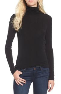 Layering Turtleneck Black