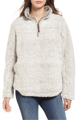 Wubby Fleece Pullover